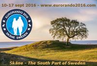 EURORANDO 2016 – SCANIE (Suède)