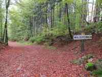 Entrée de Waldenbach