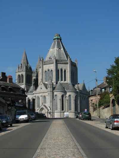 Bon-Secours, basilique Notre-Dame