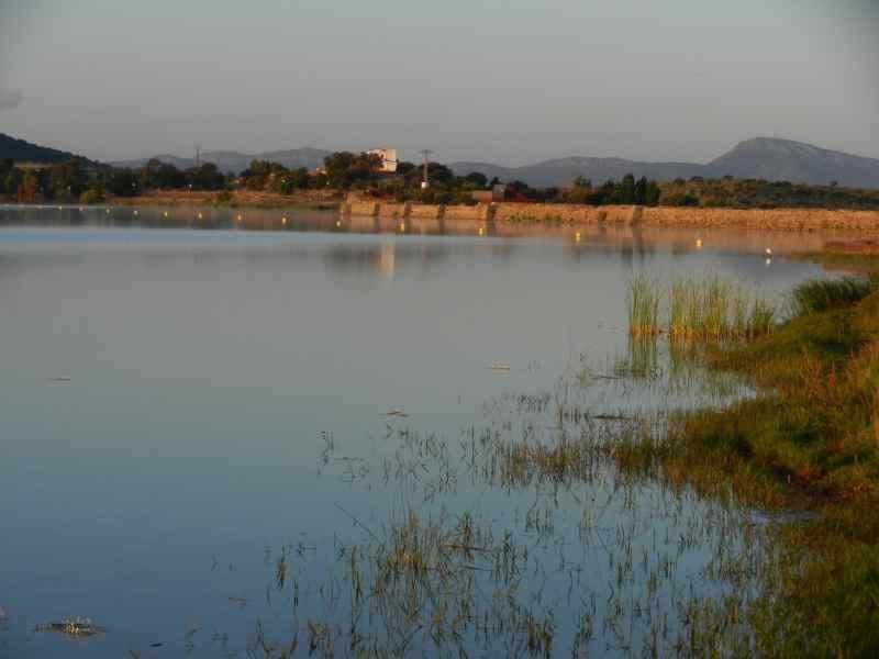 Barrage romain et lac de Proserpine (environs de Mérida – Estrémadure) - © Jacques Dubucq