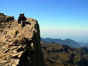 Vue depuis Cerro Amarillo