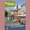 Brochure de rando à Mons